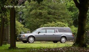 Vervoer Cadillac antraciet