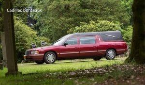 Vervoer Cadillac bordeaux