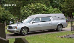 Vervoer Cadillac grijs