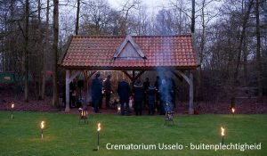 Locatie Crematorium Usselo buiten