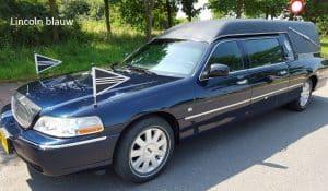 Vervoer Lincoln blauw