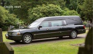 Vervoer Lincoln zwart