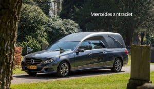 Vervoer Mercedes antraciet