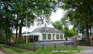 Locatie Oude Usselerschool Enschede