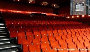 Locatie Theater Het Spieker Eibergen
