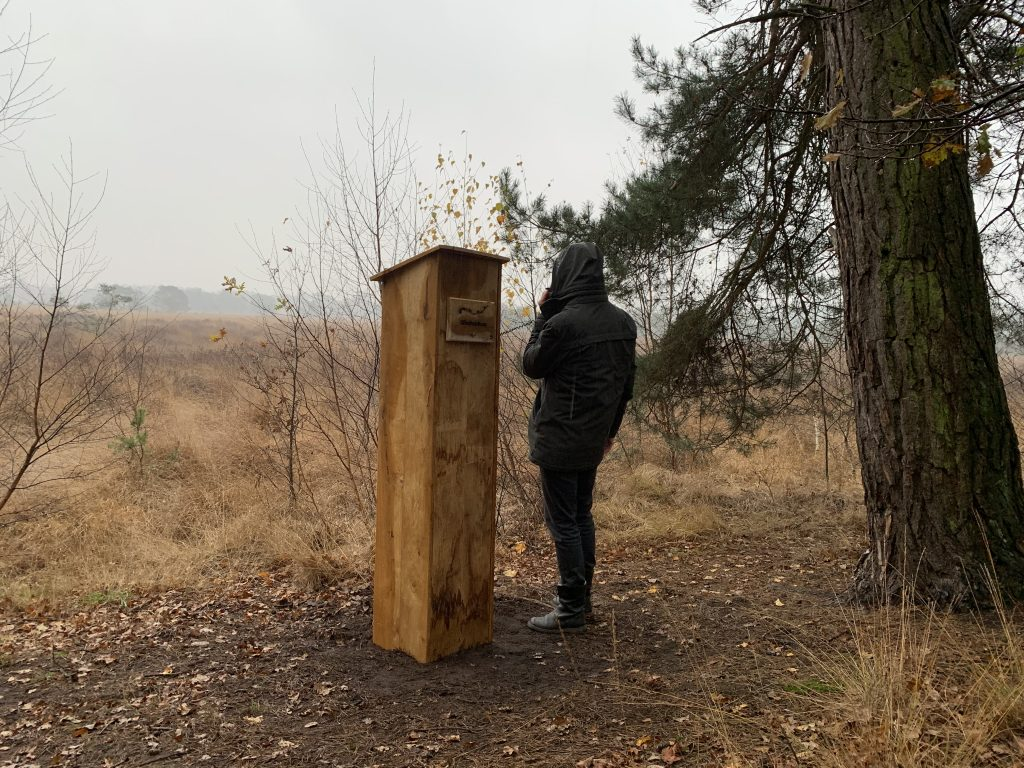 Windtelefoon Haaksbergen - Buurserzand