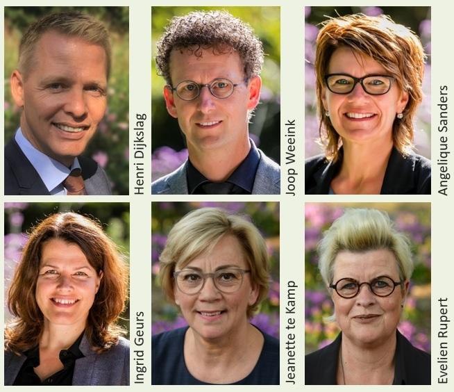 Team Joop Weeink Uitvaartverzorging
