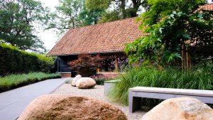 Aula Scholtenhagen tuin